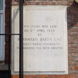 Bernhard Baron - foundation