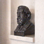 Moncure Conway bust - lost