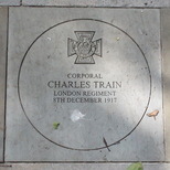 Charles Train VC