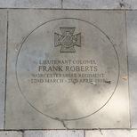 Frank Roberts VC