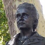 1 Millicent Fawcett statue