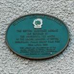 Sutton Heritage mosaic plaque