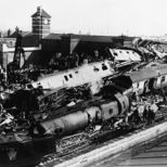 Harrow rail crash