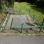 Crystal Palace workmen's grave