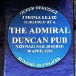 Admiral Duncan nail bomb