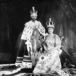 Coronation of King George V