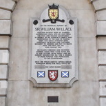 St Bartholomew's Hospital - Sir William Wallace