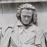 Frieze of Parnassus - Beethoven
