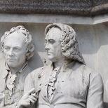 Frieze of Parnassus - Handel