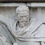 Frieze of Parnassus - Michelangelo - painter