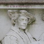 Frieze of Parnassus - Rembrandt