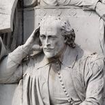 Frieze of Parnassus - Shakespeare