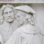 Frieze of Parnassus - Thorpe