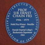 Professor Sir Ernst Chain