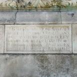 Whiteley Village - foundation stone