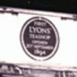 Lyons first teashop
