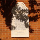 St Mary's Primrose Hill war memorial - 2018