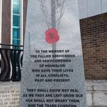 Hounslow war memorial