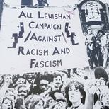 Battle of Lewisham - mural