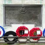 East Ham war memorial