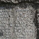 WW1 memorial - Richmond Road