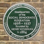 Social Democratic Federation