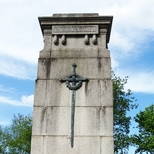 Edmonton war memorial - Edmonton Green