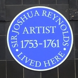 Sir Joshua Reynolds - Great Newport Street