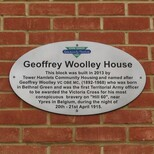 Geoffrey Woolley - E2