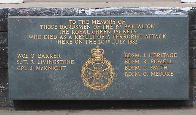 Regent's Park bomb : London Remembers, Aiming to capture ...