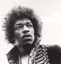 Jimi Hendrix Hotel Room Song