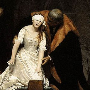 Lady Jane Grey : London Remembers, Aiming to capture all ... Execution Of Lady Jane Grey