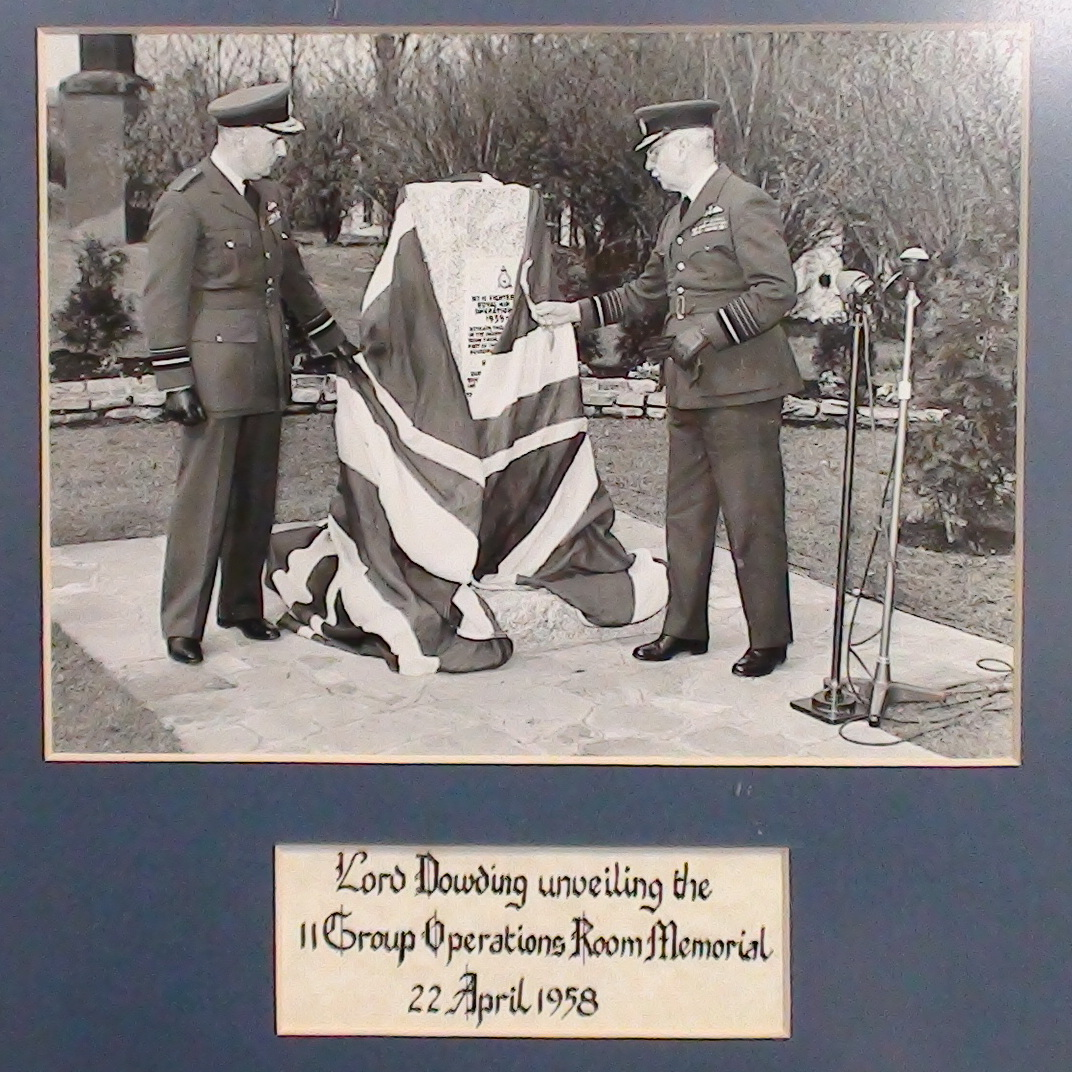 Air Chief Marshal Lord Dowding London Remembers Aiming